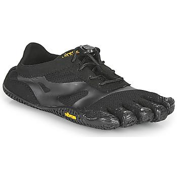 Topánky Deti Univerzálna športová obuv Vibram Fivefingers KSO EVO Čierna / Čierna