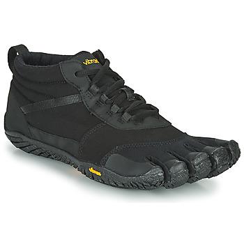 Topánky Muži Bežecká a trailová obuv Vibram Fivefingers TREK ASCENT INSULATED Čierna / Čierna