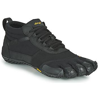 Topánky Ženy Bežecká a trailová obuv Vibram Fivefingers TREK ASCENT INSULATED Čierna / Čierna