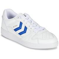 Topánky Nízke tenisky Hummel HB TEAM Biela / Modrá