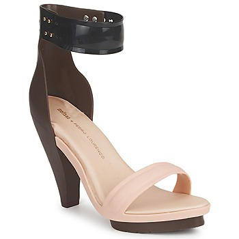 Topánky Ženy Sandále Melissa NO 1 PEDRO LOURENCO Béžová / Hnedá