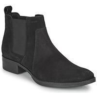 Topánky Ženy Čižmičky Geox LACEYIN Čierna
