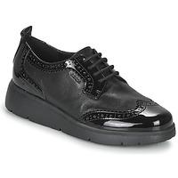 Topánky Ženy Derbie Geox ARLARA Čierna