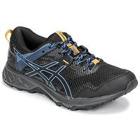 Topánky Muži Bežecká a trailová obuv Asics GEL-SONOMA 5 Čierna / Modrá