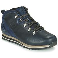 Topánky Muži Polokozačky Timberland SPLITROCK 3 Modrá