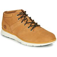 Topánky Muži Členkové tenisky Timberland KILLINGTON SUPER OX F/L Žltá obilná