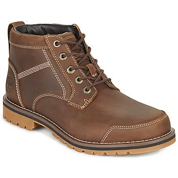 Topánky Muži Polokozačky Timberland LARCHMONT II CHUKKA Hnedá