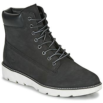 Topánky Ženy Polokozačky Timberland KEELEY FIELD 6IN Čierna