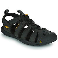 Topánky Muži Športové sandále Keen CLEARWATER Šedá / Čierna