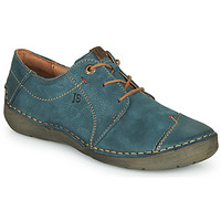 Topánky Ženy Derbie Josef Seibel FERGEY 20 Námornícka modrá