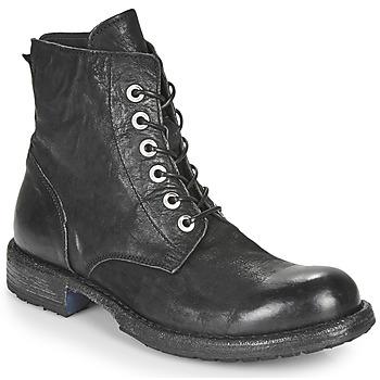 Topánky Ženy Polokozačky Moma MALE Čierna