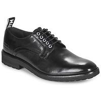 Topánky Muži Derbie Melvin & Hamilton EDDY Čierna