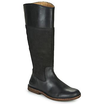 Topánky Ženy Čižmy do mesta Kickers TAKIKO Čierna