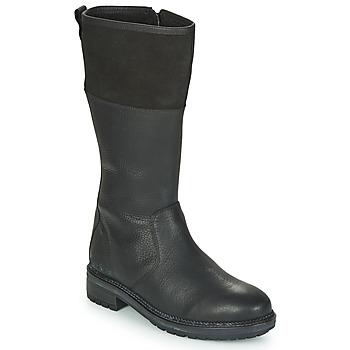 Topánky Ženy Čižmy do mesta Kickers WATHIGH Čierna