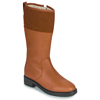 Topánky Ženy Čižmy do mesta Kickers WATHIGH Ťavia hnedá