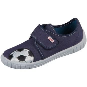 Topánky Chlapci Nízke tenisky Superfit Bill Tmavomodrá