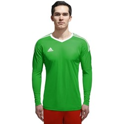 Oblečenie Muži Tričká s dlhým rukávom adidas Originals Z Adizero Goalkeeper Zelená