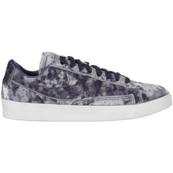 Topánky Ženy Nízke tenisky Nike W Blazer Low LX Sivá, Grafit