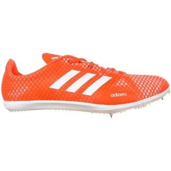 Topánky Ženy Bežecká a trailová obuv adidas Originals Adizero Ambition 4 Oranžová