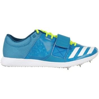 Topánky Muži Bežecká a trailová obuv adidas Originals Adizero Biela,Modrá