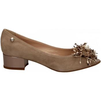 Topánky Ženy Lodičky Enval D SF 52553 taupe
