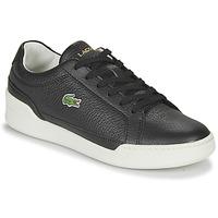 Topánky Ženy Nízke tenisky Lacoste CHALLENGE 0120 1 SFA Čierna / Biela