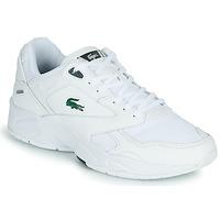 Topánky Muži Nízke tenisky Lacoste STORM 96 LO 0120 3 SMA Biela / Zelená