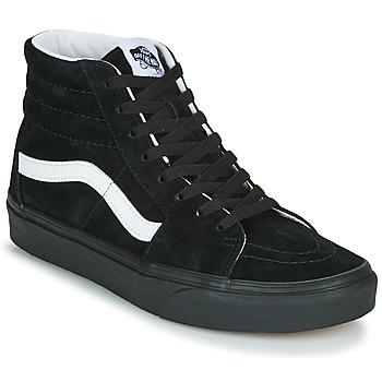 Topánky Členkové tenisky Vans SK8-HI Čierna