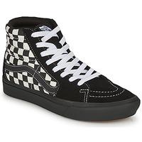 Topánky Ženy Členkové tenisky Vans COMFYCUSH SK8-HI Čierna