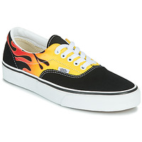 Topánky Nízke tenisky Vans ERA Čierna / Flame