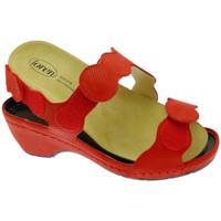 Topánky Ženy Sandále Calzaturificio Loren LOE687ro rosso