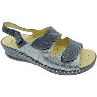 Topánky Ženy Sandále Calzaturificio Loren LOM2817bl blu
