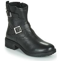 Topánky Ženy Polokozačky Les Tropéziennes par M Belarbi LOOKY Čierna