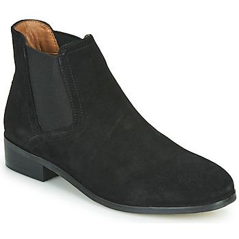 Topánky Ženy Polokozačky Les Tropéziennes par M Belarbi UZOU Čierna