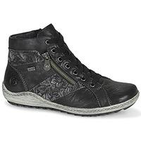 Topánky Ženy Členkové tenisky Remonte Dorndorf R1497-45 Čierna