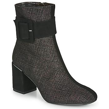Topánky Ženy Čižmičky Perlato JAMIROCK Čierna