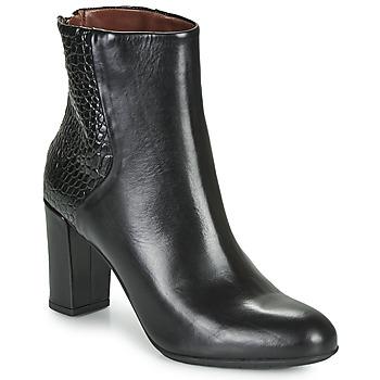 Topánky Ženy Čižmičky Perlato JAMICOT Čierna