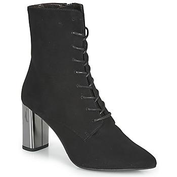 Topánky Ženy Čižmičky Perlato JAMOGA Čierna