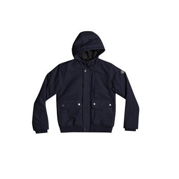 Oblečenie Chlapci Bundy  Quiksilver NEW BROOKS Námornícka modrá