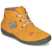 Topánky Ženy Polokozačky Rieker 52543-69 Žltá