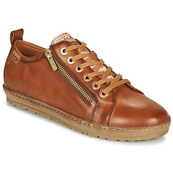 Topánky Ženy Nízke tenisky Pikolinos LAGOS 901 Hnedá