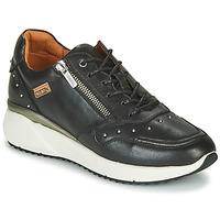 Topánky Ženy Nízke tenisky Pikolinos SELLA W6Z Čierna