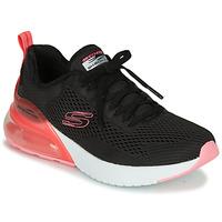 Topánky Ženy Nízke tenisky Skechers SKECH-AIR Čierna / Ružová