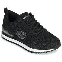 Topánky Ženy Nízke tenisky Skechers SUNLITE Čierna