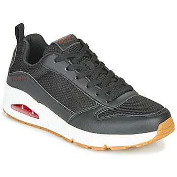 Topánky Muži Nízke tenisky Skechers UNO FASTIME Čierna