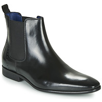 Topánky Muži Polokozačky Azzaro JAGER Čierna