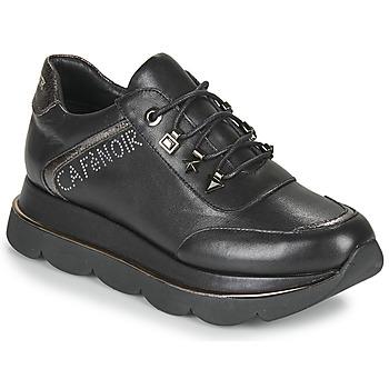 Topánky Ženy Nízke tenisky Café Noir JIZELE Čierna