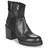 Topánky Ženy Čižmičky Café Noir JOEL Čierna