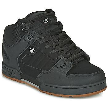 Topánky Muži Polokozačky DVS MILITIA BOOT Čierna