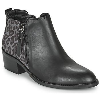 Topánky Ženy Čižmičky Elue par nous HOUP Čierna